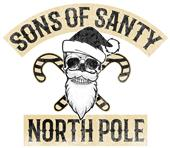 Epic Adult/Youth Sons of Santy Cotton T-Shirts