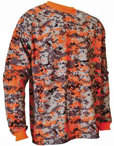 Vizari Deceptor Camo Goalkeeper Soccer Jerseys CO. Printing is available for this item.