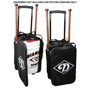 bcc9d20bb28b Diamond Wheel Ball Bags - Baseball Equipment   Gear