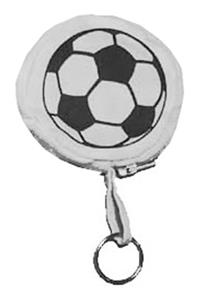 277 & Canvas Coin Purse/Keyring unique soccer gifts - Closeout Sale ...