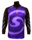 Swirl Soccer Goalie Jerseys - 5 COLORS-Closeout