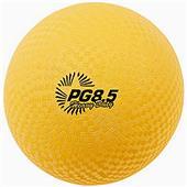 "Champion Kickball Heavy Duty 8.5"" Yellow Balls"