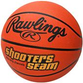 "Rawlings Shooters Seam 28.5"" Rubber Basketballs"
