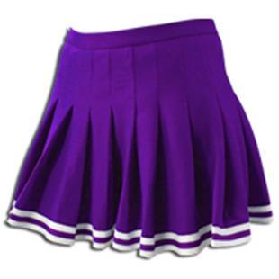 b969d9100 Pizzazz Cheerleaders Pleated Uniform Skirts - Cheerleading Equipment and  Gear