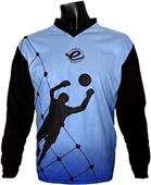 Closeout Interceptor Soccer Goalie Jerseys