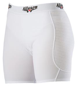 Alleson Women s Pro-Model Softball Sliding Shorts - Closeout Sale ... 09f20f2cc8