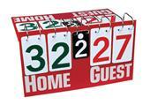 Getz deluxe all sports tabletop scoreboards