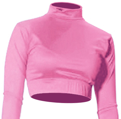 Alleson Cheer Midriff Top