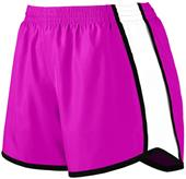 Augusta Sportswear Ladies' Jr Fit Pulse Team Short