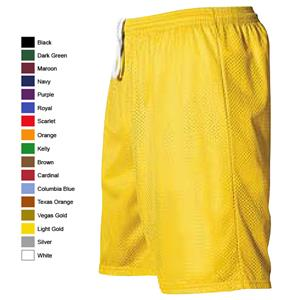 Alleson 569P Adult eXtreme Mesh Athletic Shorts
