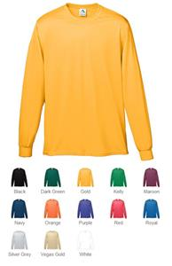 Augusta Wicking Long Sleeve T-Shirt