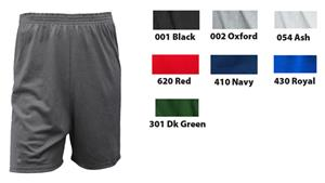 Soffe Adult Heavy Weight Cotton/Poly P.E. Shorts