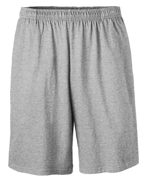 Soffe Mens Classic Cotton Pocket Short