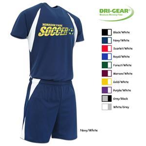 "Adult 6""-Inseam Slash  Cooling Athletic Shorts - CO"
