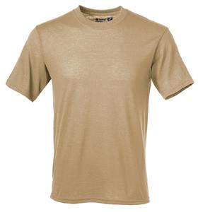 Soffe Adult DriRelease Performance Military Tee M805. Printing is available for this item.