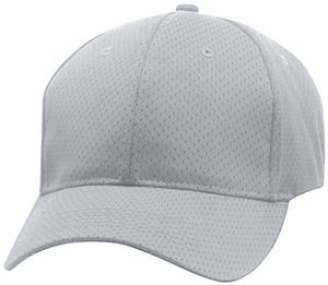 Augusta Youth Sport Flex Fit Athletic Mesh Cap. Embroidery is available on this item.