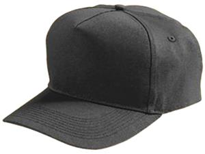 Augusta Youth Five-Panel Cotton Twill Cap. Embroidery is available on this item.