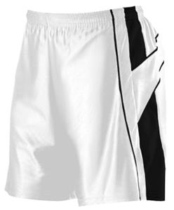 Alleson Women's Dazzle Basketball Shorts-Closeout