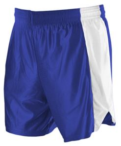 Alleson Women's Royal/White Dazzle Athletic Shorts