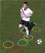 Epic Soccer Agility Rings (Set of 12)