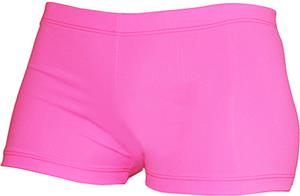 Gem Gear Compression Pink Neon Shorts