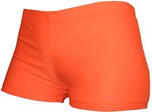 Gem Gear Compression Orange Neon Shorts
