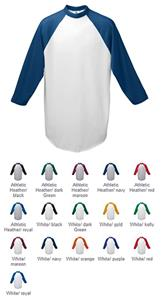 Augusta Athletic Wear Youth Baseball Jersey