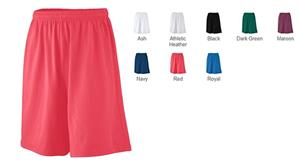 Augusta Athletic Longer Length Jersey Youth Short