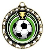 Hasty Super Star Medal Soccer Eclipse Insert