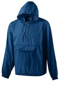 Augusta Sportswear Pullover Jacket in a Pocket