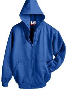 Vos Full Zip Hooded Fleece Sweatshirts