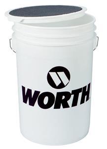 Softball Baseball Empty 6 Gallon Ball Bucket W Lid Baseball Equipment Gear