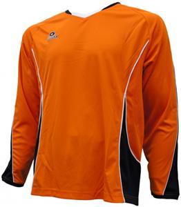 1de0a9366a5 Primo Napoli Orange Custom Soccer GK Jerseys - Closeout Sale ...