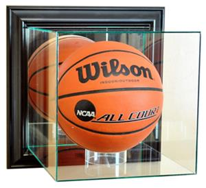 "Perfect ""Basketball"" Wall Mounted Display Cases"
