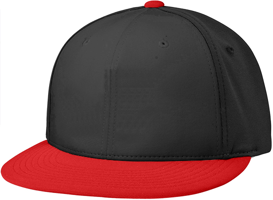 Black And Red >> E19722 Richardson PTS20 Pulse R-Flex Baseball Cap
