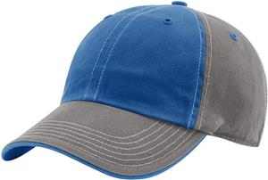 Richardson 322 Washed Chino Charcoal Hat