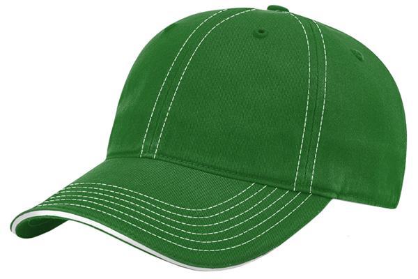 Home Baseball Caps E20415 Richardson 325 Washed Chino Sandwich Visor Cap 6e13e1d8d968