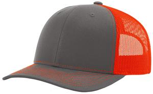 Richardson 112 Twill Mesh Snapback Trucker Caps