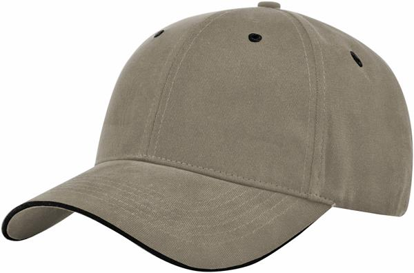 Home Basketball Caps E20477 Richardson R78 Structured Sandwich Visor Cap 319bf3064cc4