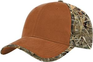 Richardson 844 Duck Cloth Front Cap. Embroidery is available on this item.