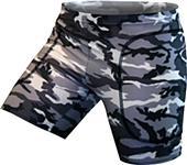 """Gem Gear Blk Camouflage Softball Slider 5"""" Inseam"""