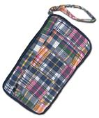 Fit 2 Win Madras Loop Wristlet Bag - MP