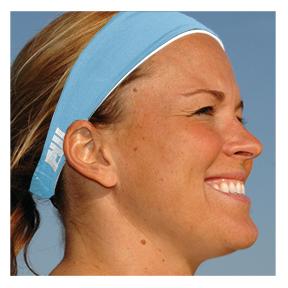 Fit 2 Win Scrapeez Reversible Headband (6 Pack)