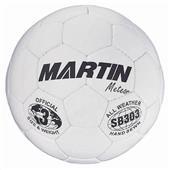 Martin Meteor NFHS Premium Leather Soccer Balls