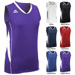 Kaepa Womens 8873 Delta Volleyball Jerseys Co Closeout