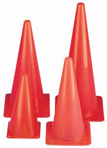 Martin Sports Hi Visibility Safety Cones