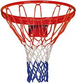 Martin Red/White/Blue Nylon Basketball Nets