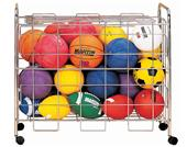 Martin Sports Portable Ball Locker Cart