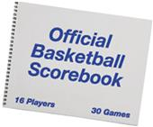 Martin Sports Official Basketball Scorebooks