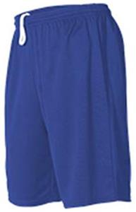 Alleson Adult Multi-Sport Shorts w/Pockets